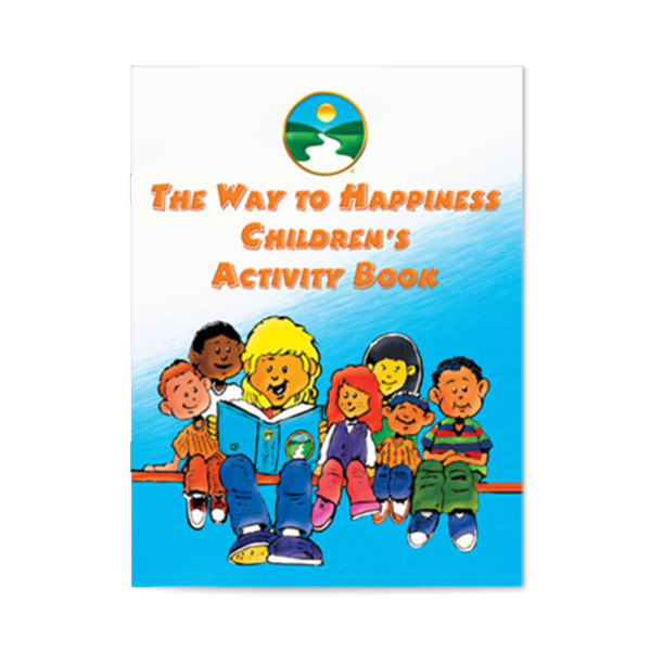 TWTH - Children's Activity Book